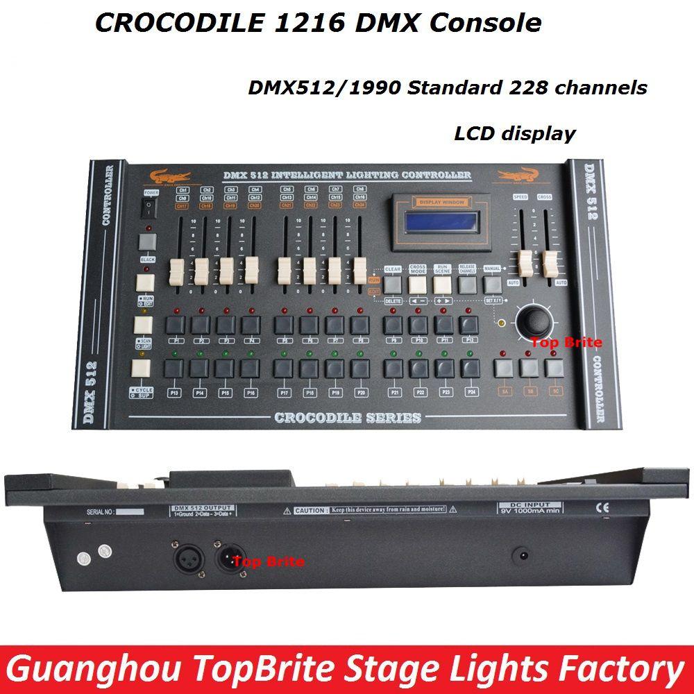2017 Factory Price CROCODILE 1216 Professional DMX Lighting