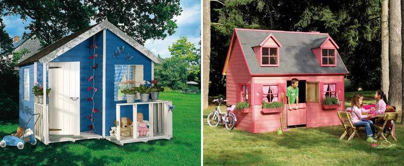 17 best images about playhouse designs on pinterest house design cubby houses and outdoor playhouse for kids - Playhouse Designs And Ideas