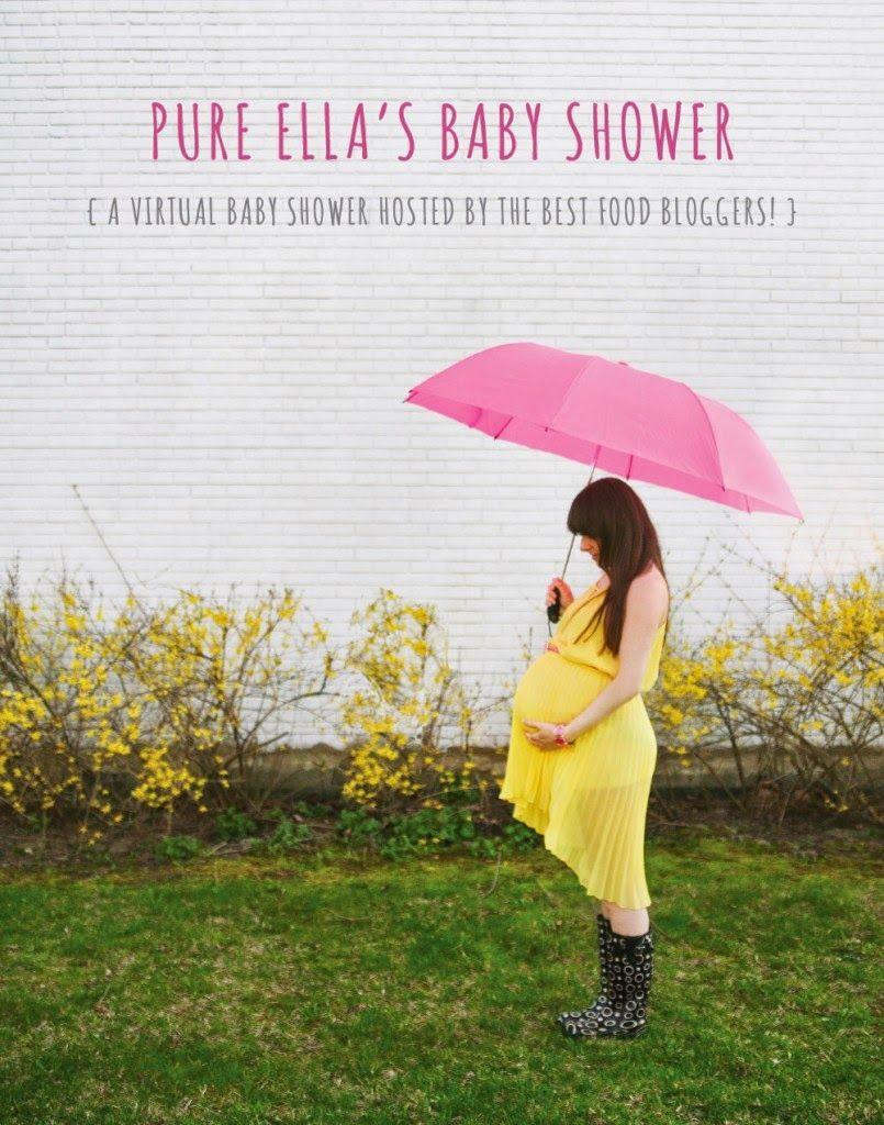 Dark Chocolate Silk Pie with Chocolate Almond Crust for Ella's Baby Shower. Vegan Glutenfree Soyfree Recipe - Vegan Richa