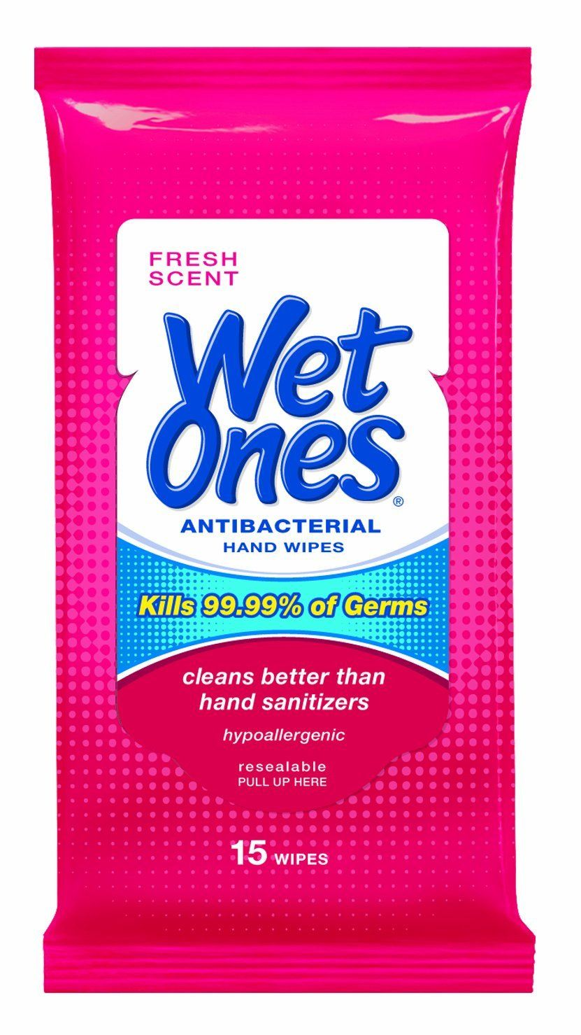Wet Wipes Are Great While Traveling I Use Them On My Hands And