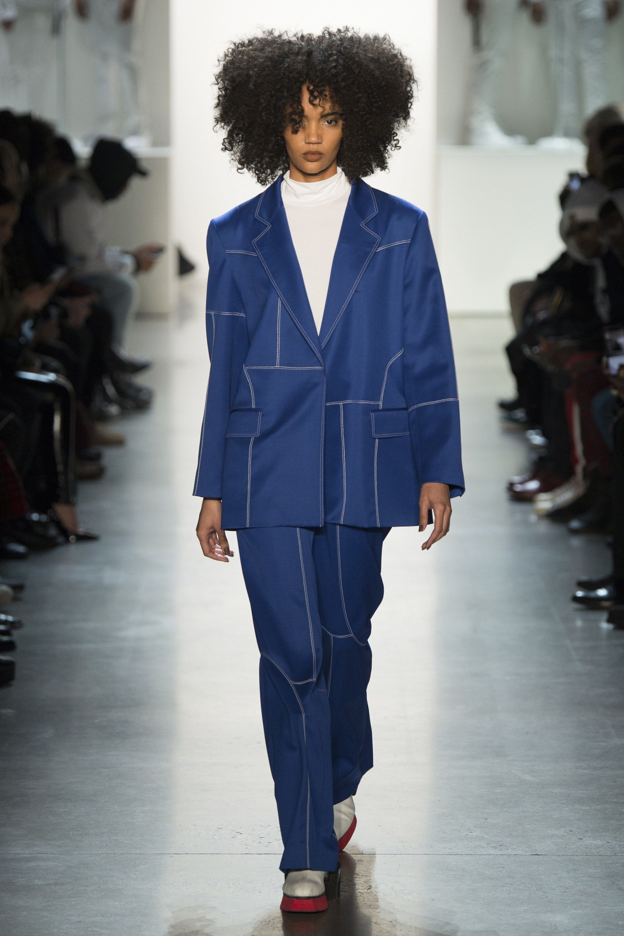Pyer Moss Fall 2018 Ready-to-Wear Fashion Show Collection
