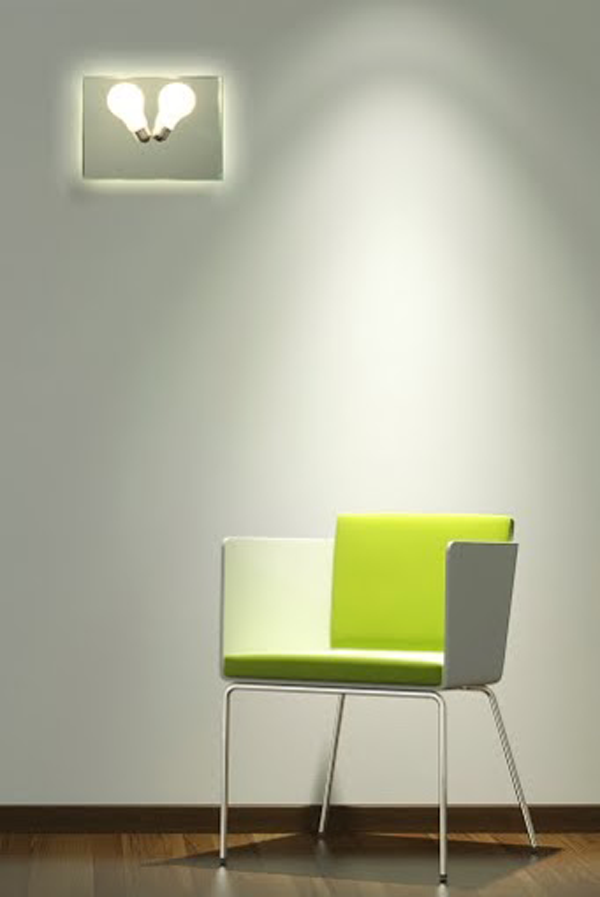 Wall Lamps By Iris Design Studio