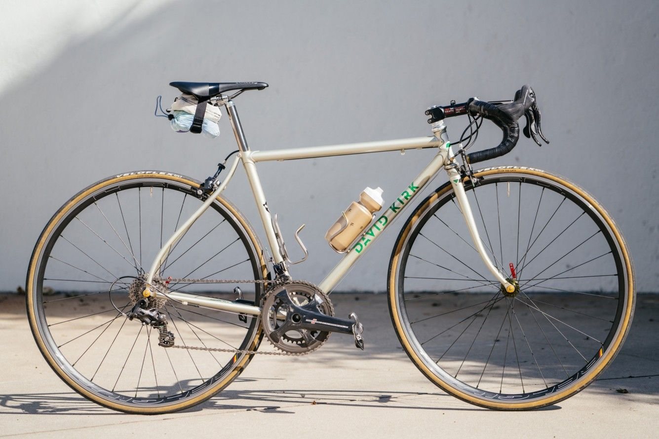 Kirk Frameworks Road With Campagnolo Record 11 Bicycle Beautiful Bicycle Lucky 13