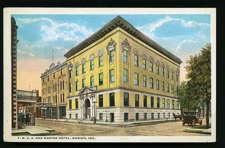 YMCA & Marion Hotel