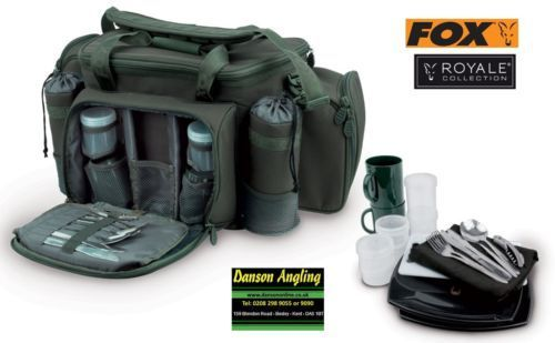 Carp Rig System Case Carp Fishing Terminal Tackle Bag Reel Line Lure Bag