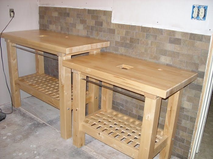 Beau Materials: Ikea Groland Kitchen Island Description: We Are Experienced  Do It Yourselfers