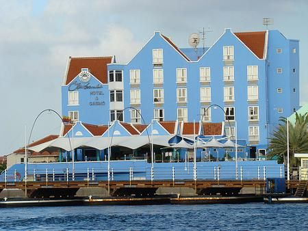Hotel Otrobanda Curacao Inexpensive Accommodation For Island Holiday Destinations