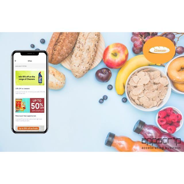 🍎Grocer | Grocer-Instacart/Grofers-like software solution