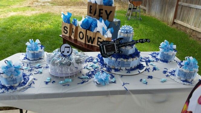Sister baby shower finally done