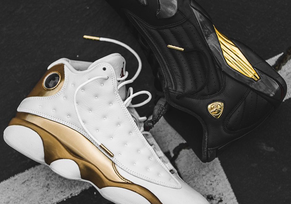 "buy popular 9b6d5 47a1c  sneakers  news Where To Buy The Air Jordan 13 14 ""Defining Moments"" Pack"