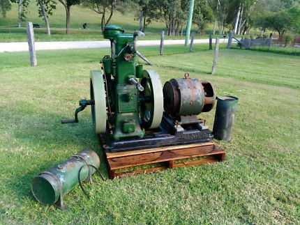Lister Engine CS Series 5hp Generator Plant | Farming Equipment