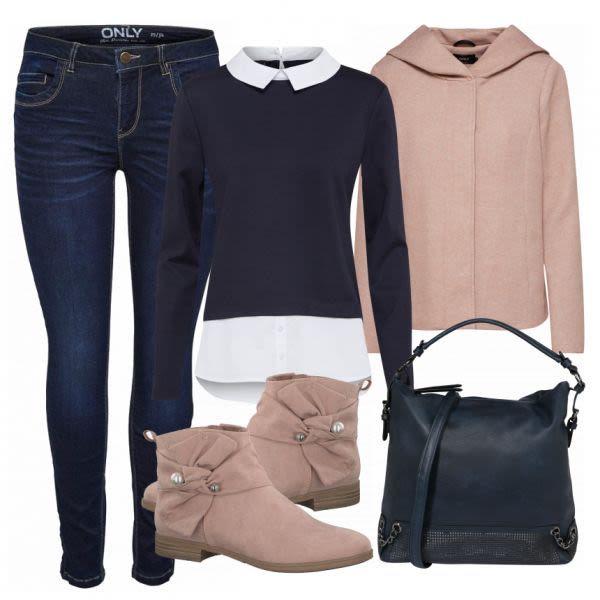 df812e2f3a79cb Emelie Damen Outfit - Komplettes Herbst-Outfit günstig kaufen |  FrauenOutfits.de