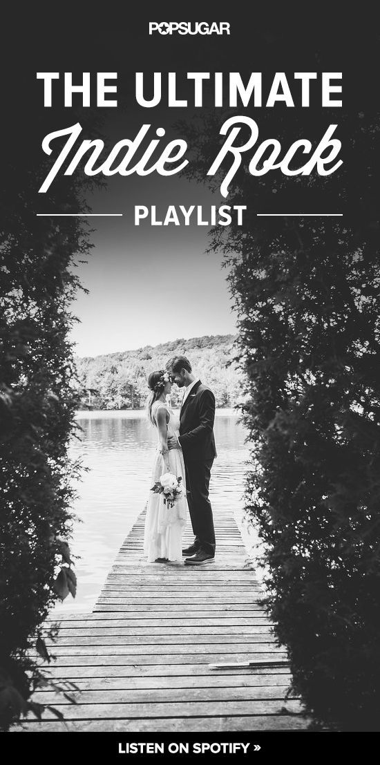 Indie Rock Wedding Songs