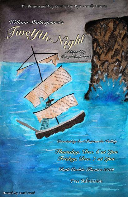 M.S. 2012 Play- Twelfth Night. Dec. 6th & Dec 7th at 7 p.m.