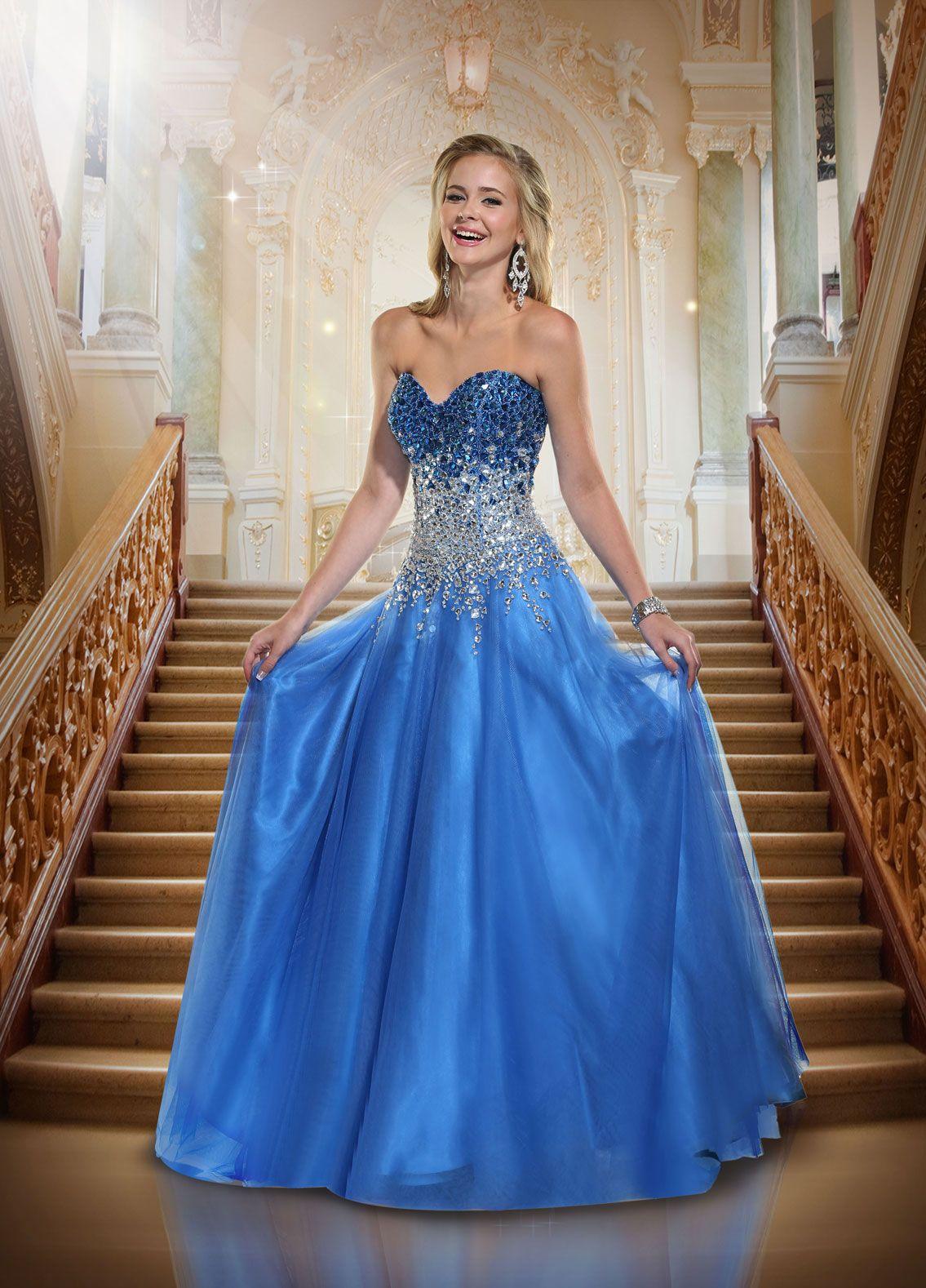 Disney Style Prom Dresses