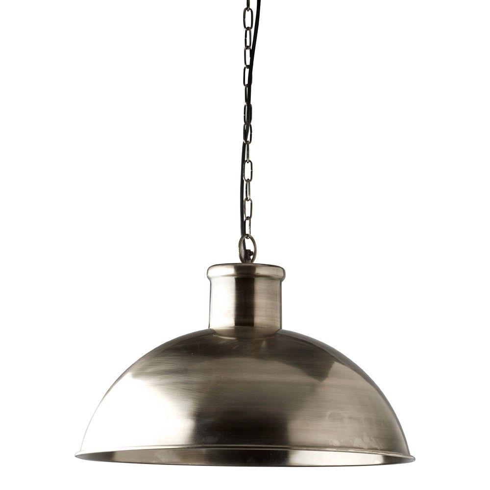 Spitalfield Pendant Light Antique Pewter Finish