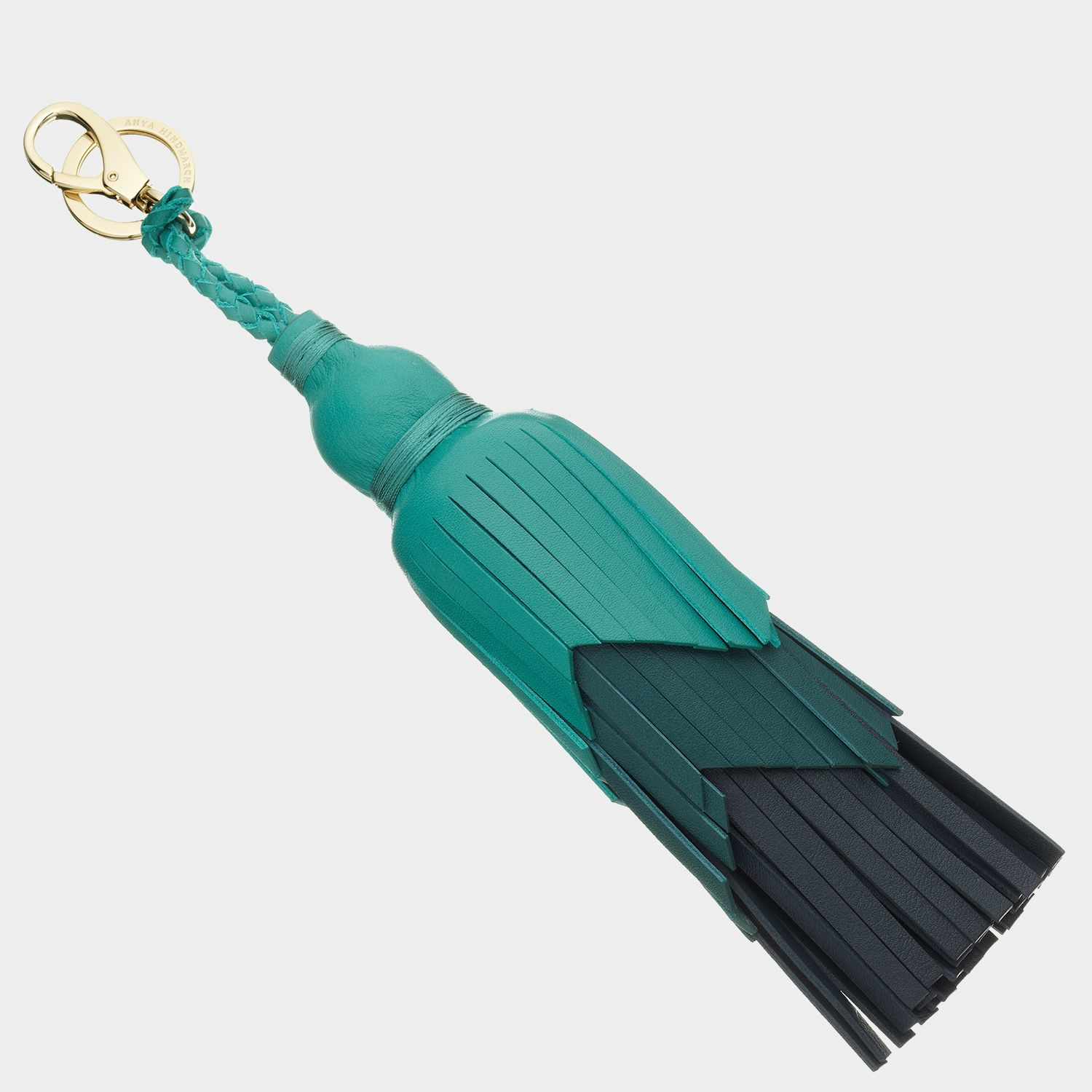 It's not too late: The Three-tiered Tassel Keyring
