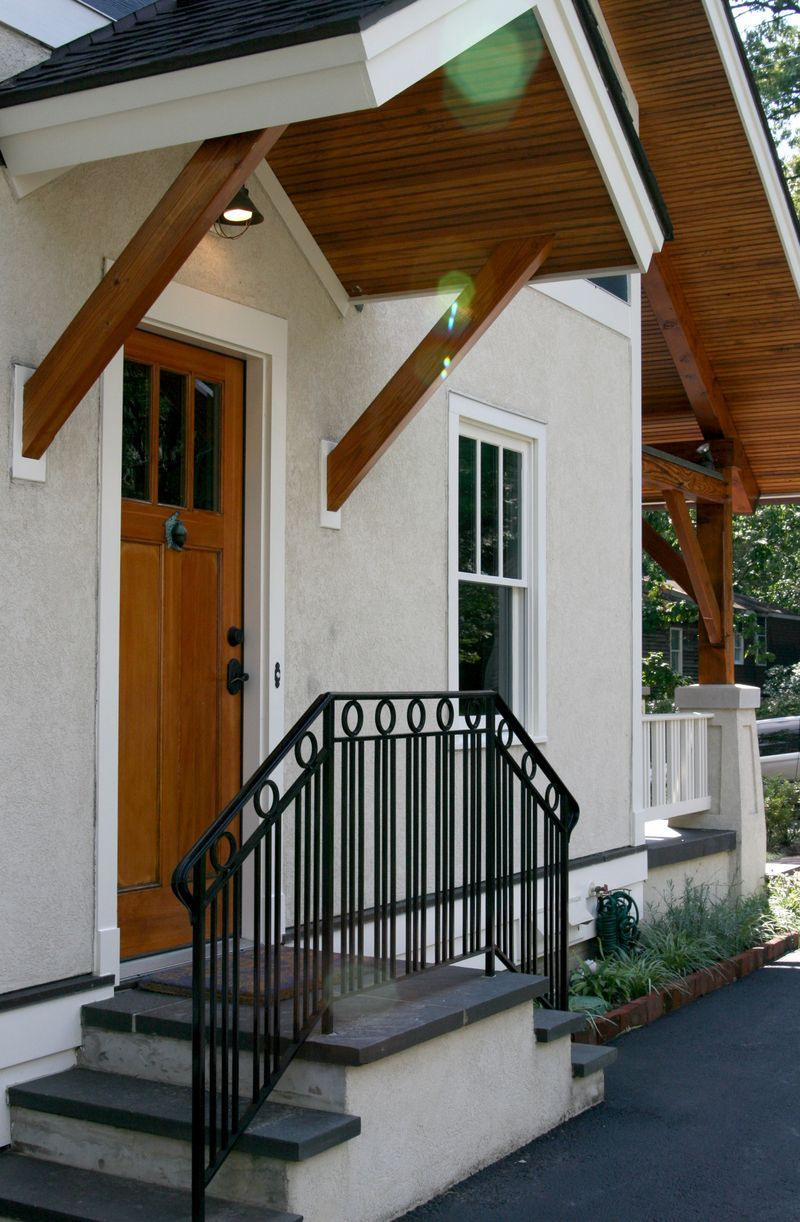 Best House Tour Outdoor Spaces Landscaping Front Door 400 x 300