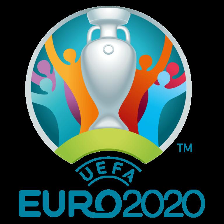 Uefa Euro 2020 Logo In 2020 Euro Logos Custom Branding