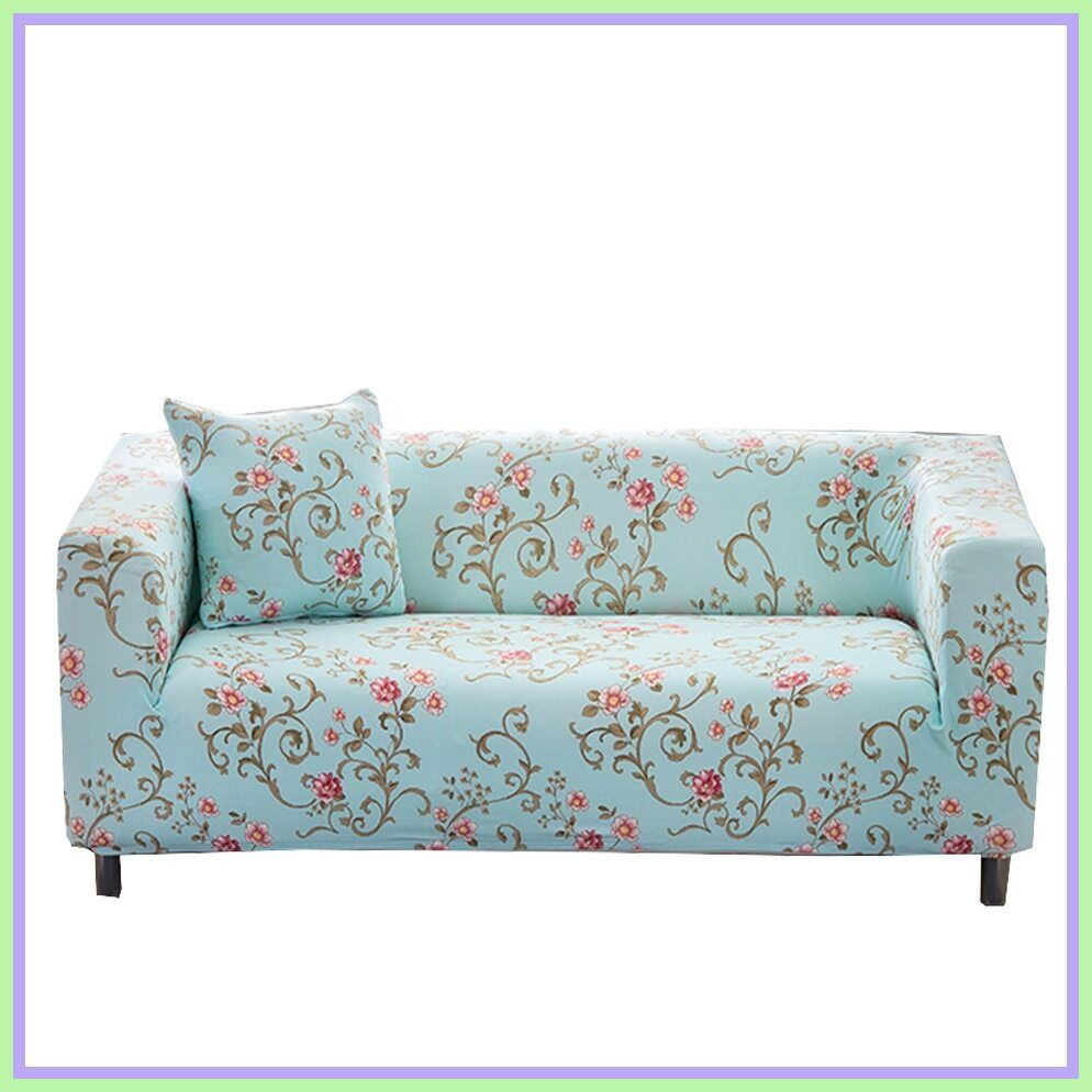 58 Reference Of Sofa Cover Light Blue In 2020 Sofa Covers Corner Sofa Covers Sofa