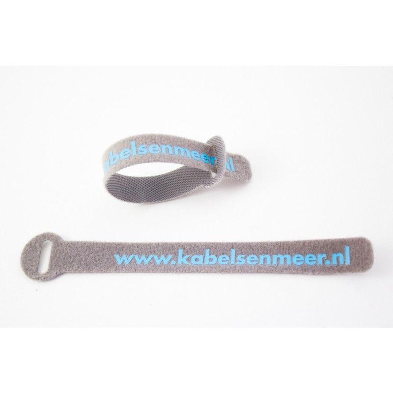 KEM Klittenband kabelbinder (14x150mm, per 2 stuks)
