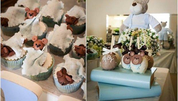 Chá de bebê de ursinhos. Um clássico! | Baby & Kids | It Mãe