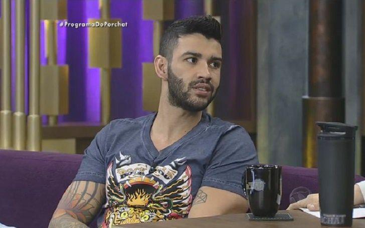 """Gustavo Lima detona Zeca Camargo: """"Não é melhor que ninguém"""""""