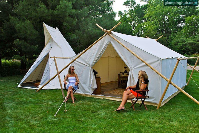 Tent Sale Canada >> Luxury Safari Tents Rental In Canada Glamping Canada Diy