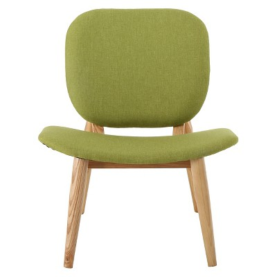 oliver fabric accent chair christopher knight home apple green