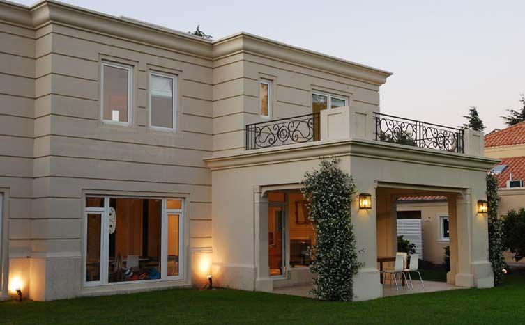Ciba construcciones integrales bs as fachadas - Construcciones de casas ...