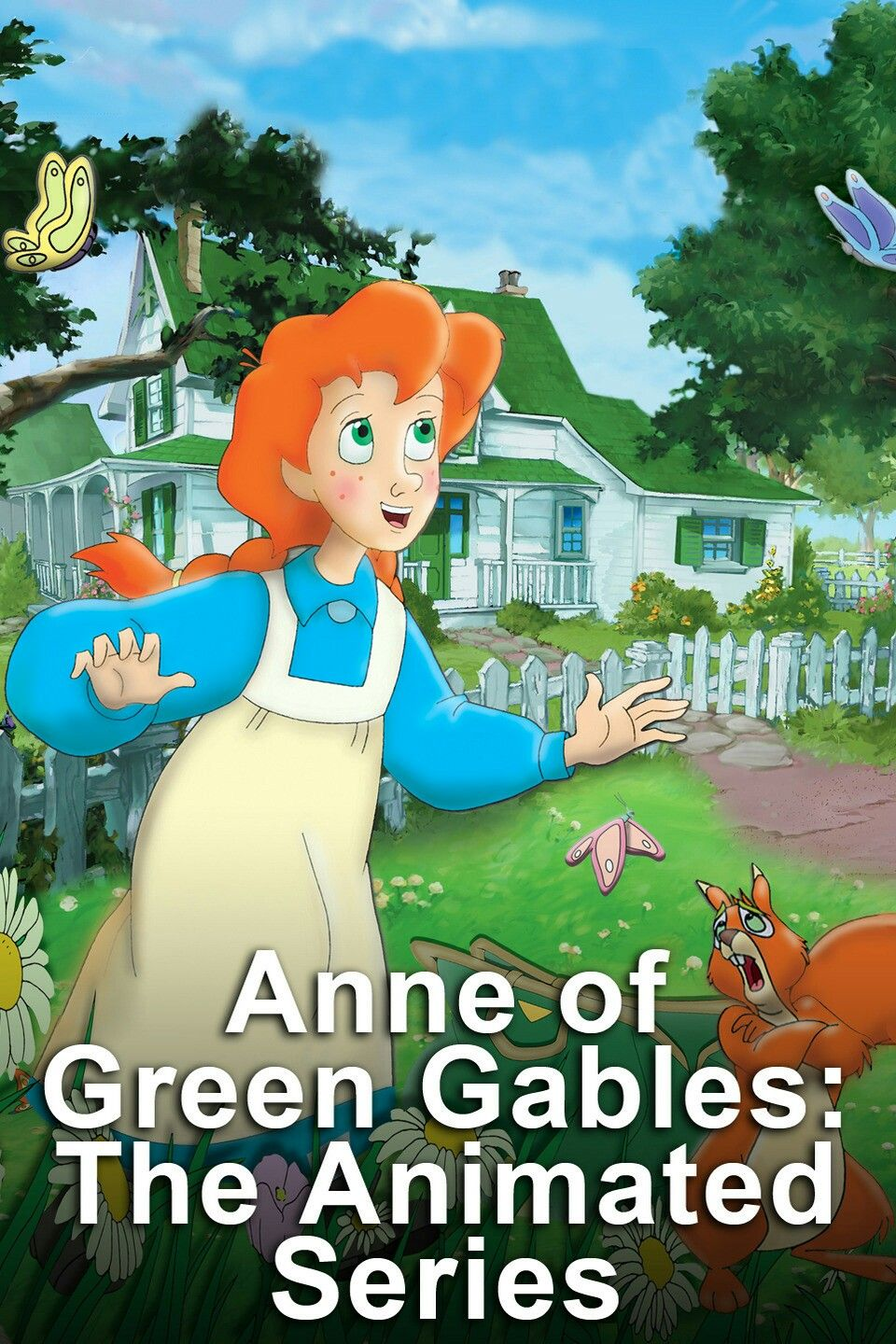 Anne Of Green Gables The Animated Series 🎂 2001