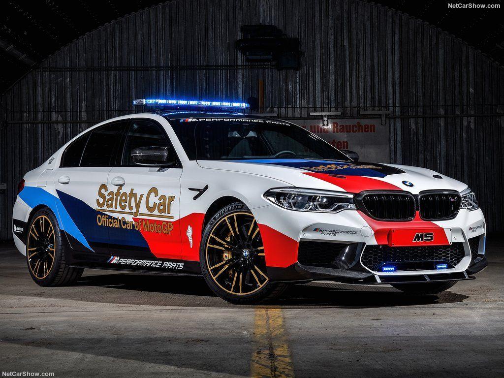 BMW M5 Resmi Menjadi Safety Car MotoGP 2018 Bmw m5, Bmw