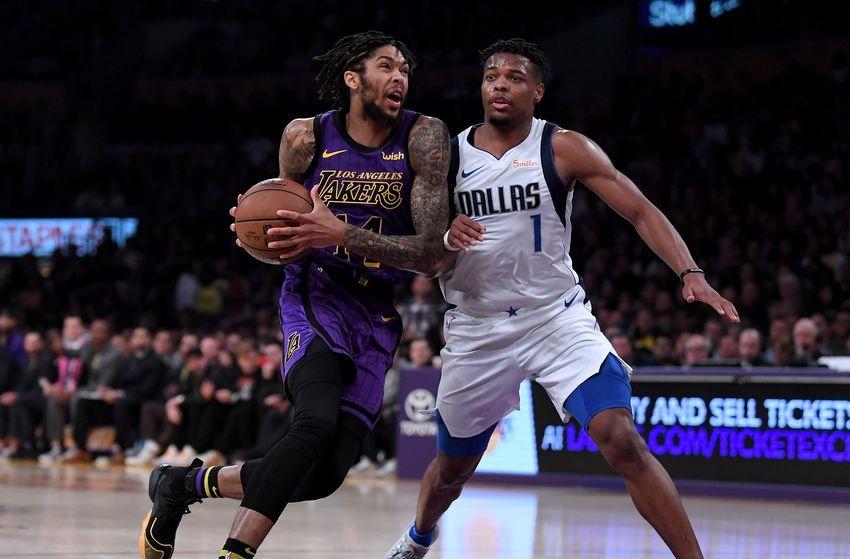 Los Angeles Lakers Is Brandon Ingram The Biggest Ball Hog In Nba