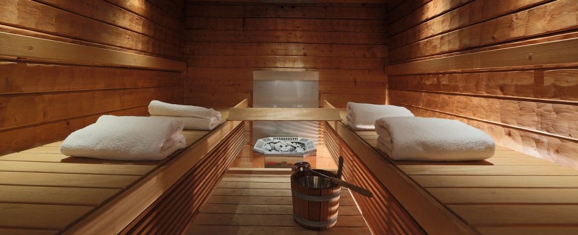 executive suite sauna kamp hotel helsinki - Spa Und Wellness Zentren Kreative Architektur