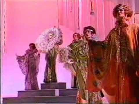 La Cage Aux Folles Original London Cast 1987 Youtube It Cast The Originals Cage