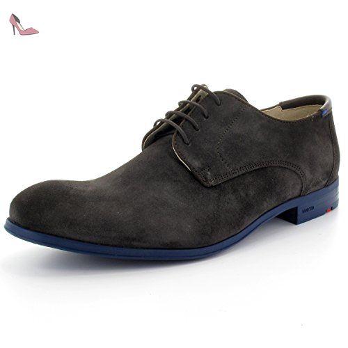 Chaussures à lacets Levi's marron Casual homme mWX02C
