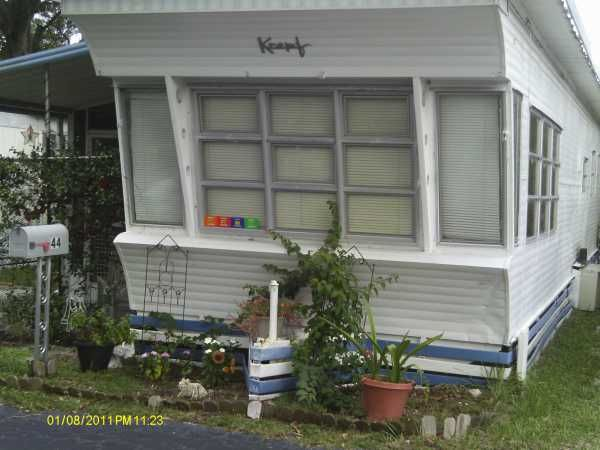 1959 Kropf Many People Are Buying Vintage Mobile Homes