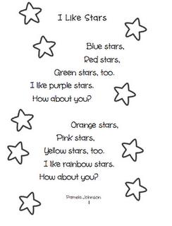The Very Busy Kindergarten Kindergarten Poems Preschool Poems Kids Poems Lightless, by clinton van inman. preschool poems kids poems