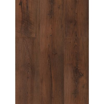Shop Style Selections 8mm Rustic Chestnut Embossed Laminate Flooring
