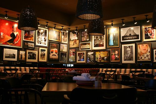 This Downtown Phoenix Restaurant Has That Vintage Old Time Feel To It You Would Expect From A Clic In New York Or Chicago