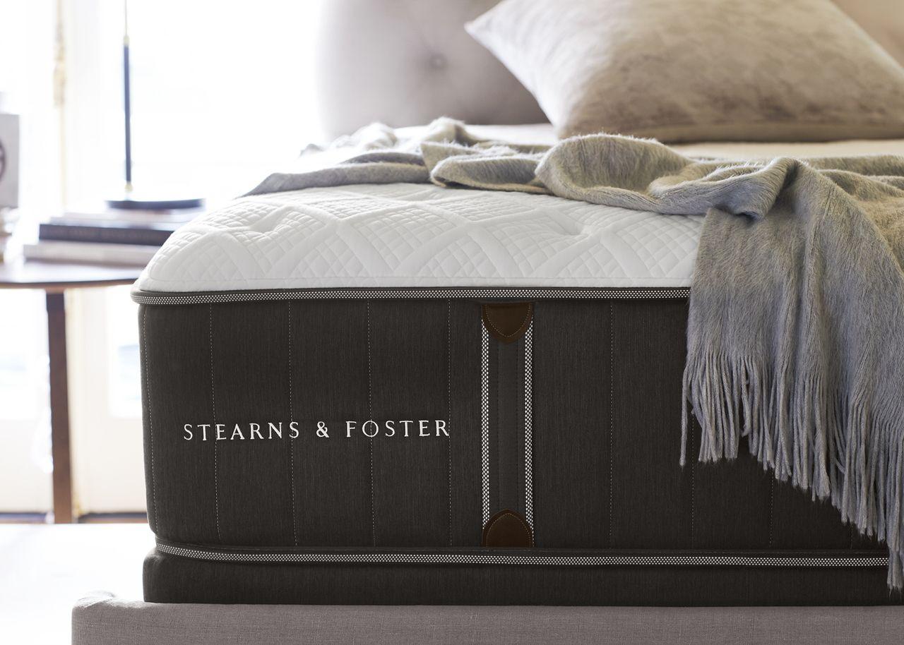Stearns & Foster Gabriella Marie Luxury Firm Mattress | Bedplanet.com |  Bedplanet