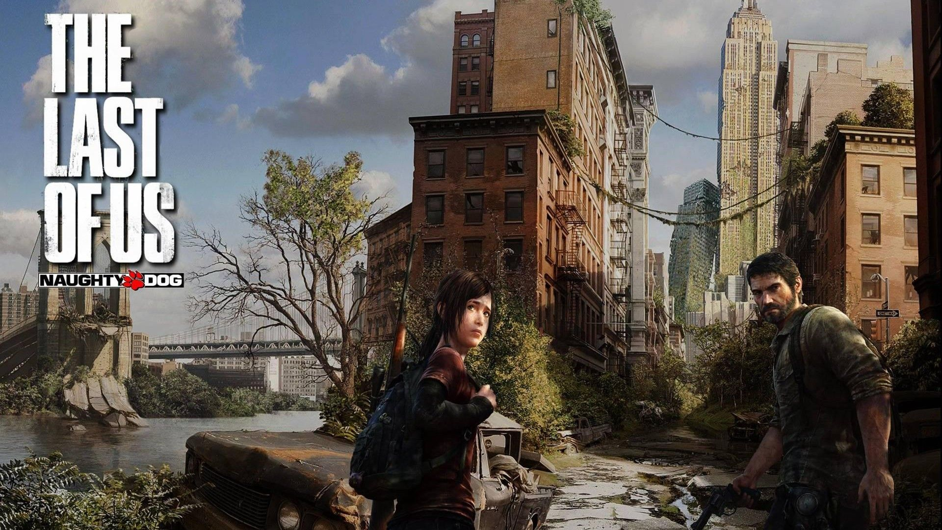 The Last Of Us 1080p 1920x1080 Wallpaper Download The Last Of Us