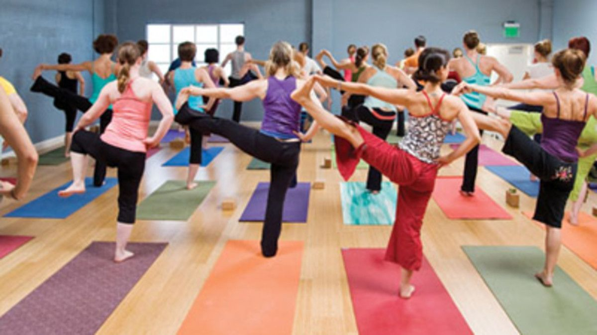 Yoga Studio Recurring Revenue How To The Business of