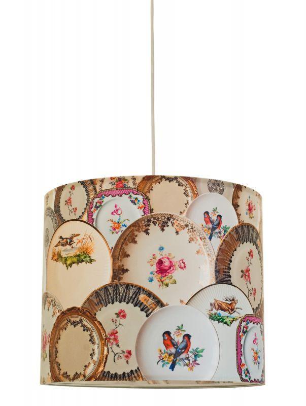 OH MY: Vintage borden-lampenkap van Anna Wand~ | Home SWEET Home ...