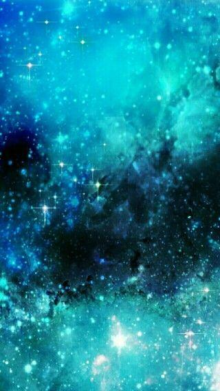 Blue Galaxy Abyss Phone Wallpaper Galaxy Wallpaper Galaxy Background Wallpaper
