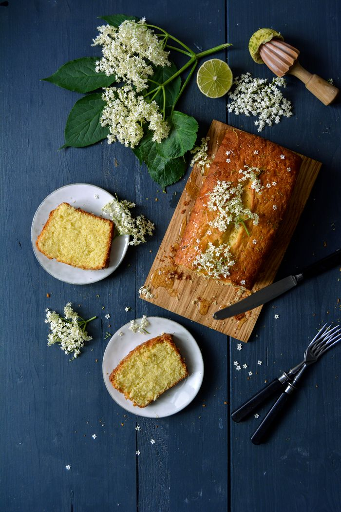 Elderflower Lime Cake Eat In My Kitchen To Bake Lime Cake