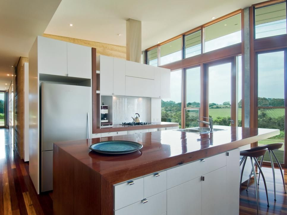 10 High-End Kitchen Countertop Choices | Countertops, Kitchens and ...