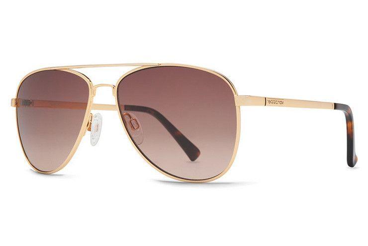 VonZipper - Statey Gold GBG Sunglasses, Gradient Lenses