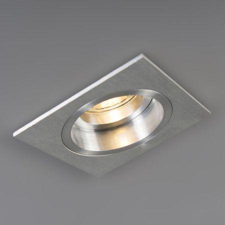 foco empotrado chuck cuadrado alumino focos empotrados pinterest. Black Bedroom Furniture Sets. Home Design Ideas