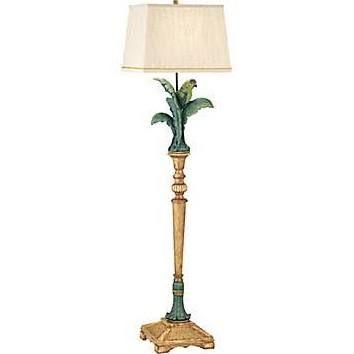 LampHome Tropical Parrot Floor Furnishing Lighting Coast Pacific POmNnwyv08